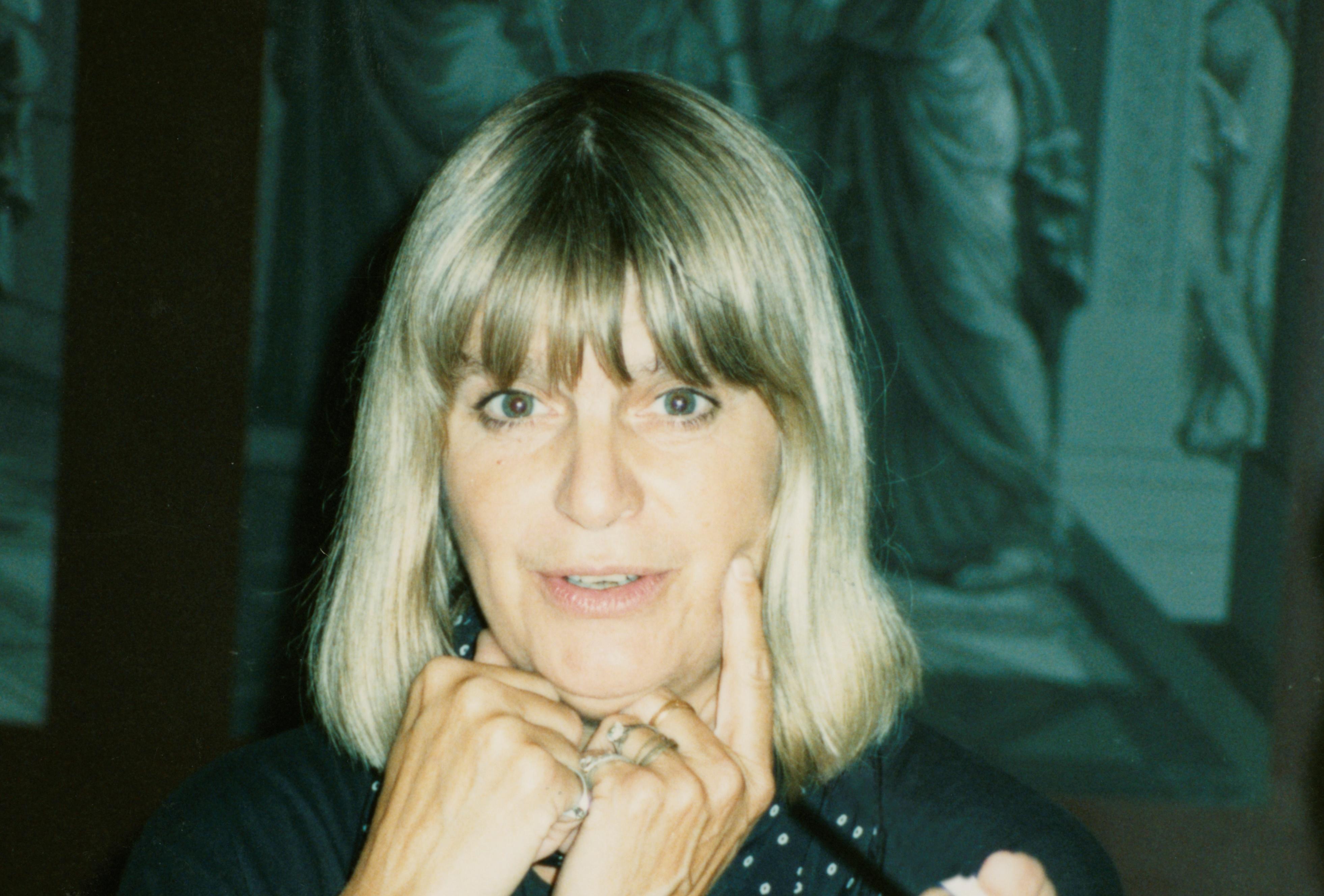 Inger Pehrsson