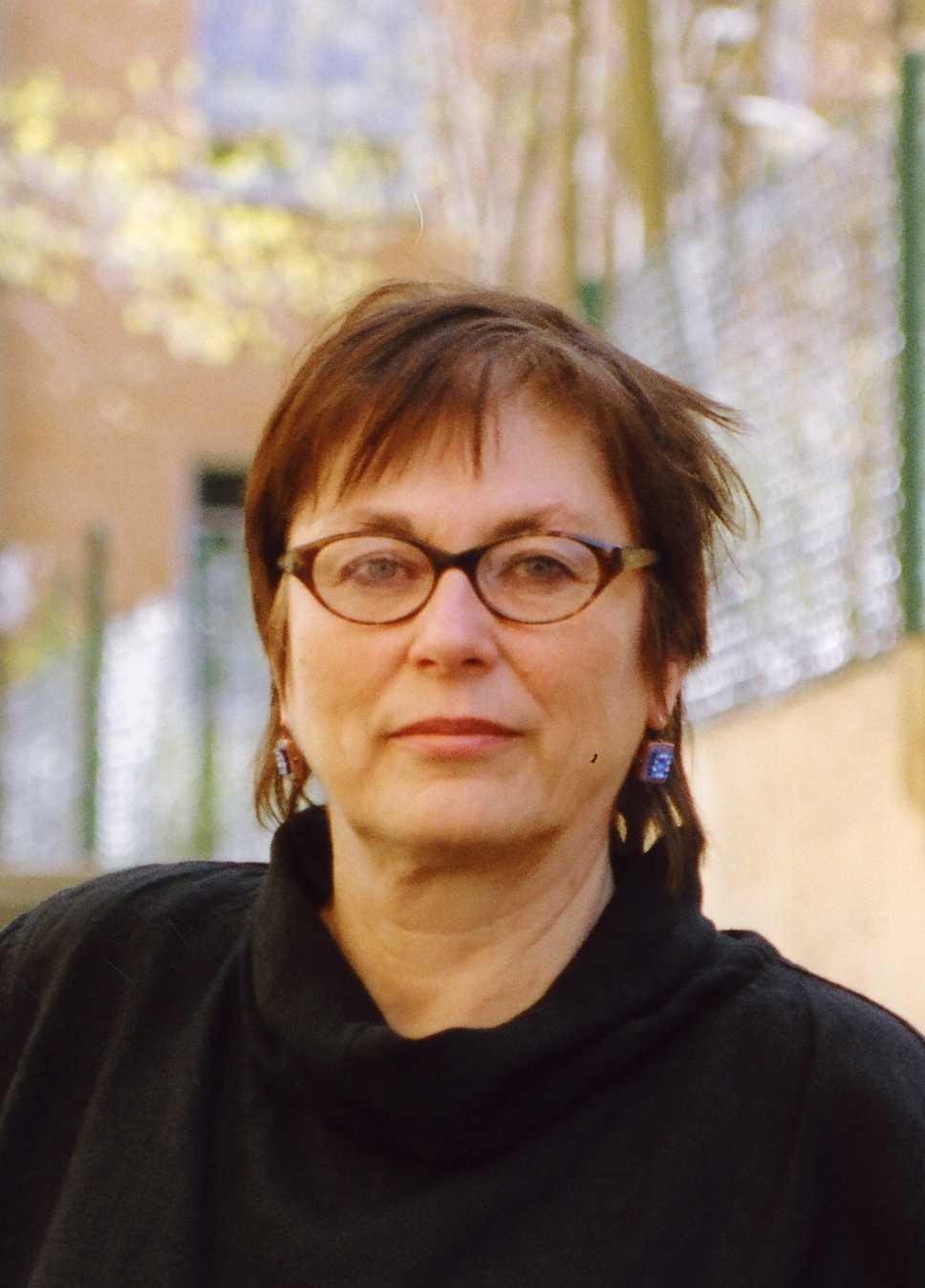 Anita Oxburgh