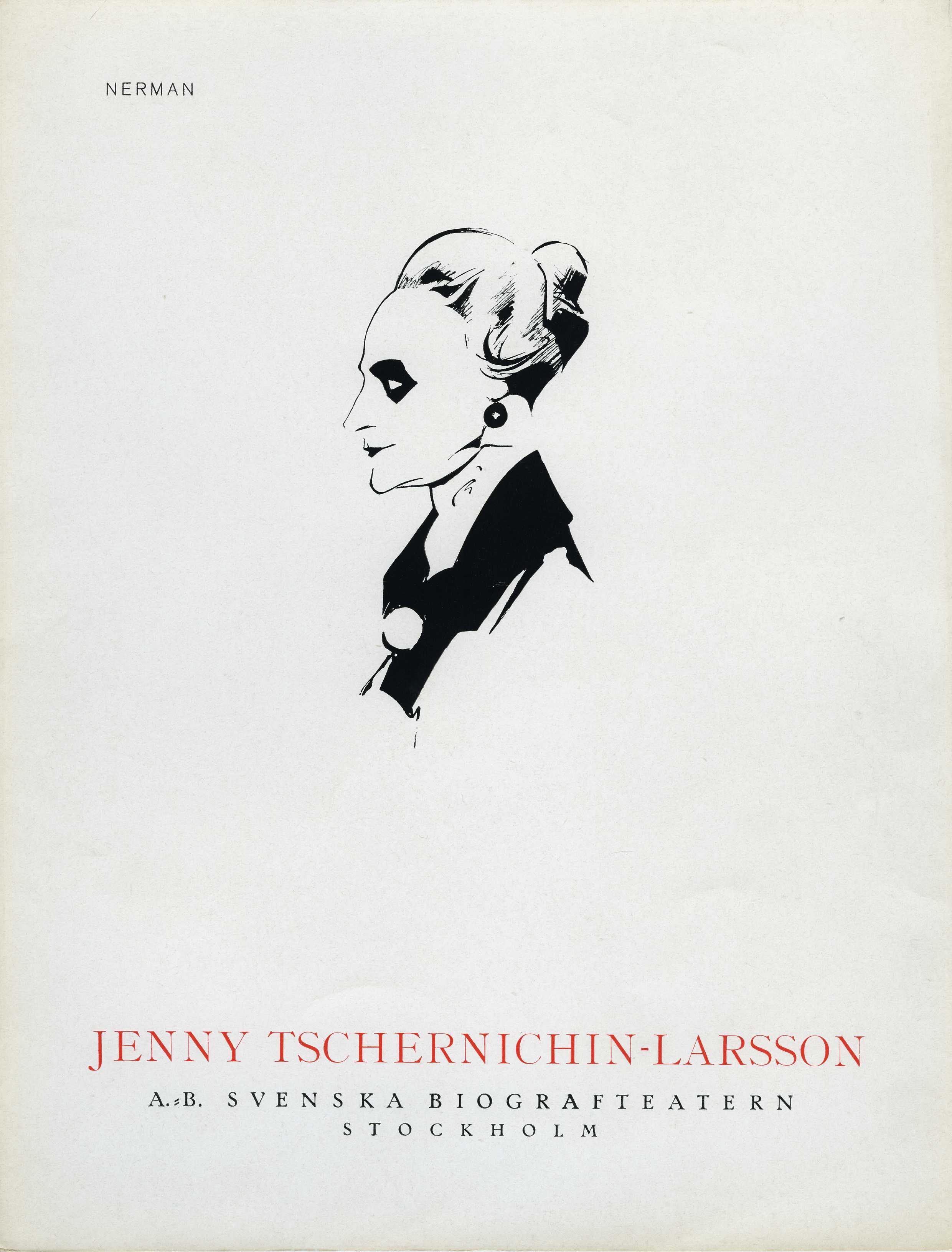 Jenny Tschernichin-Larsson