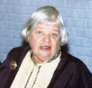 Elsa Brita Marcussen