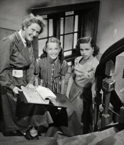 Edith Carlmar: Filmarbeider på femtitallet