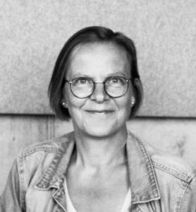Kari Dæhlin - foto Teater Innlandet