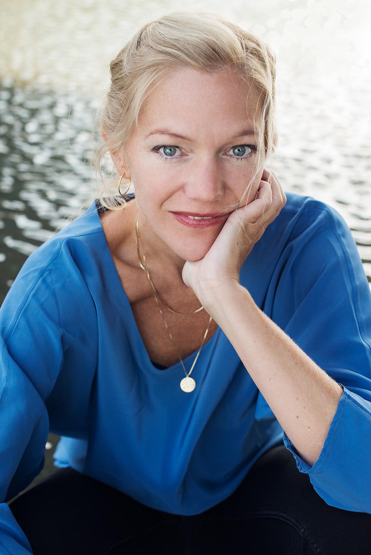 Maja Lunde - Foto: Oda Berby